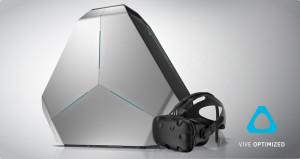 Komputery gamingowe Alienware Area 51 zapewniają płynność podczas przeprowadzanych rozgrywek  oraz wymaganą szczegółowość grafiki